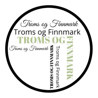 Dialektplakater Troms og Finnmark